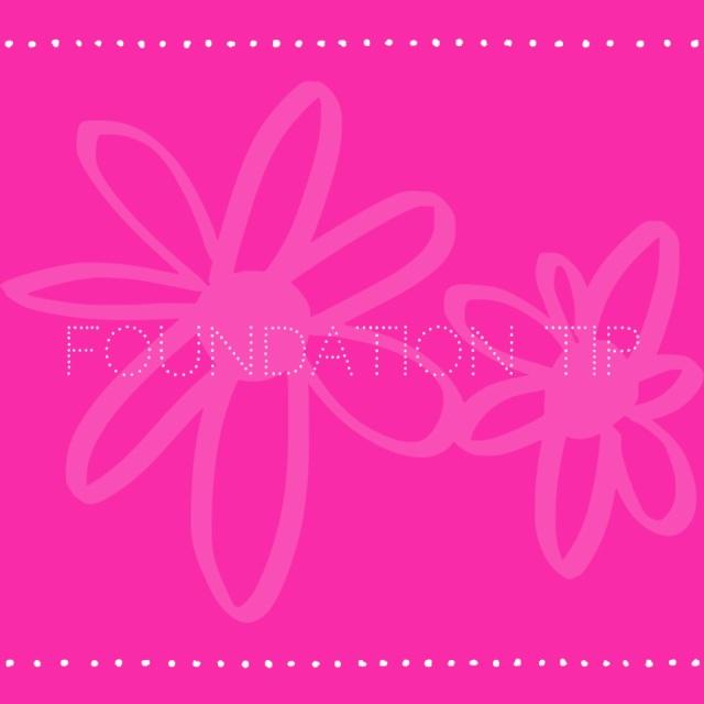 Header foundation tip